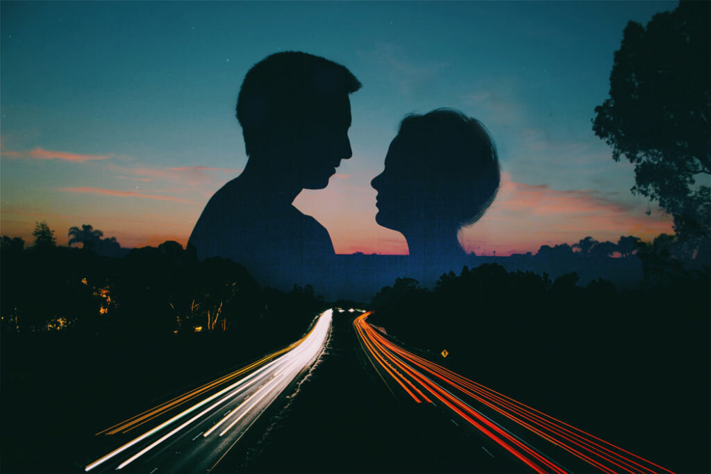 гифка отношения на расстоянии