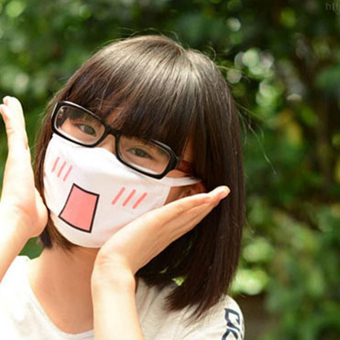 Картинки белых аниме масок
