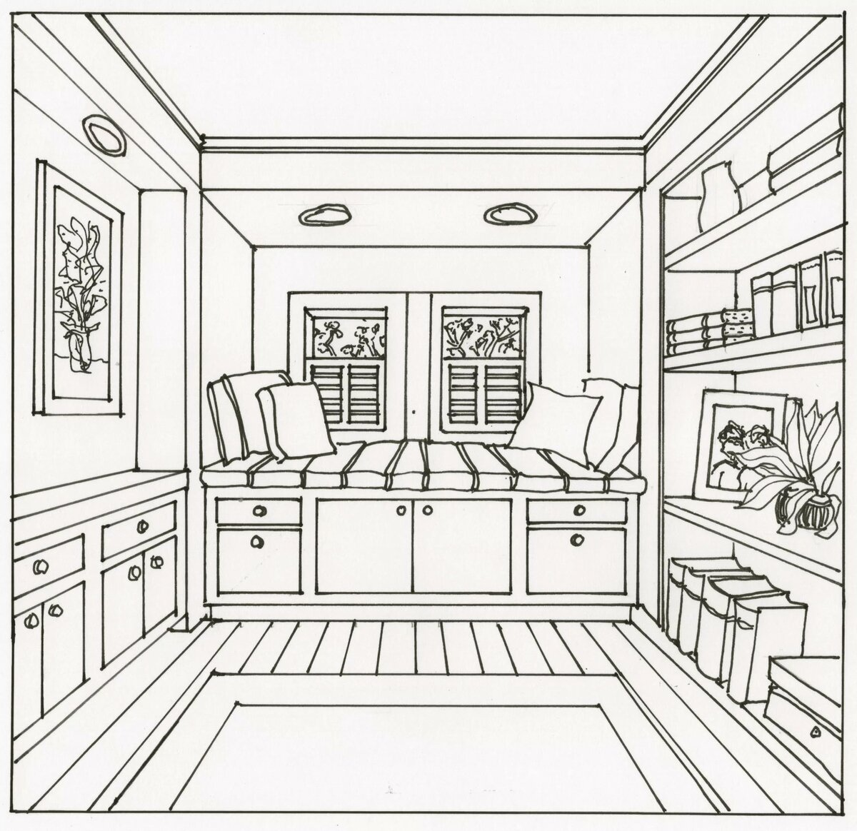 собраны, картинки комнаты распечатать миниатюрные габариты, изделие