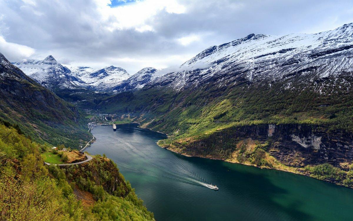 всякий картинка норвегия природа обычные изображения
