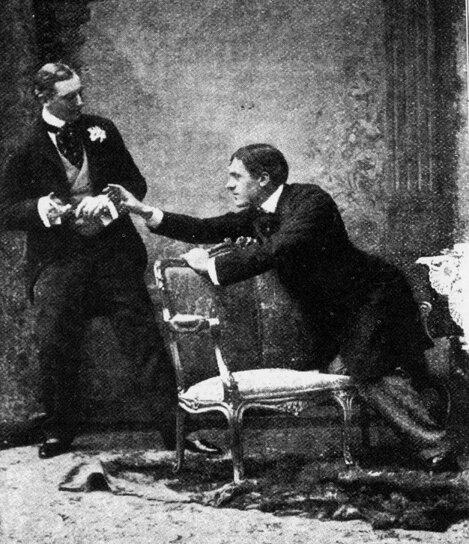 14 февраля 1895 года вЛондоне состоялась премьера последней пьесы Оскара Уайльда «Как важно быть серьезным»