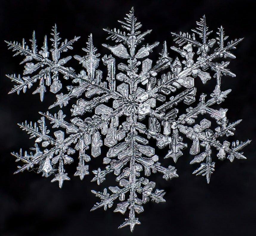 понимаю картинка на аватарку снежинки если