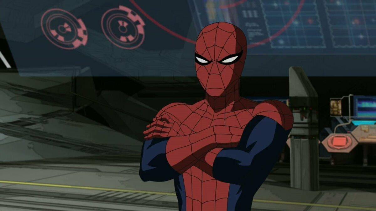 Человек паук картинки сезонов