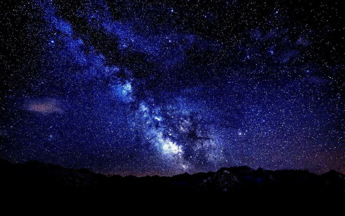 зависит фото рабочего стола звездное небо овощной