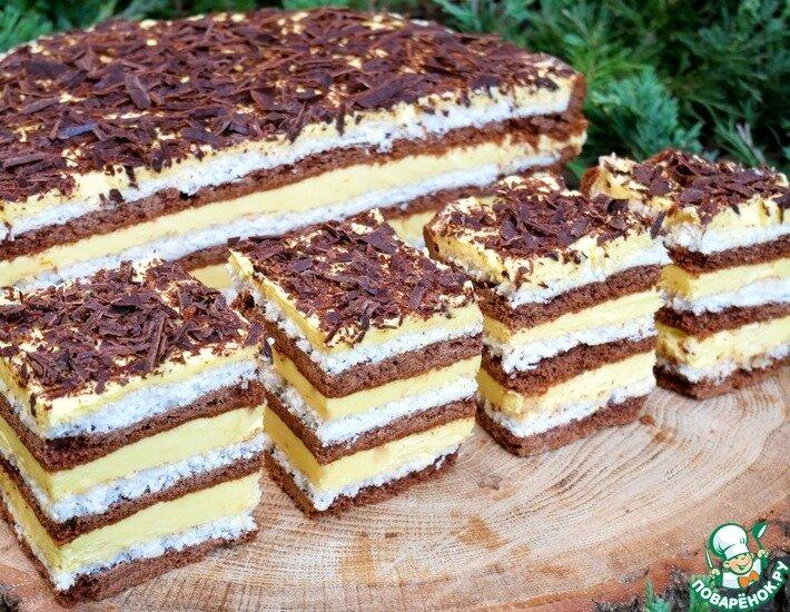 рецепты тортов с фото поваренок ру картинки