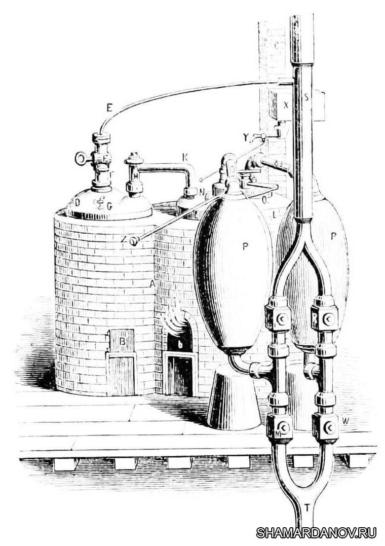 2 июля 1698 года Томас Севери получил патент на первую в мире паровую машину