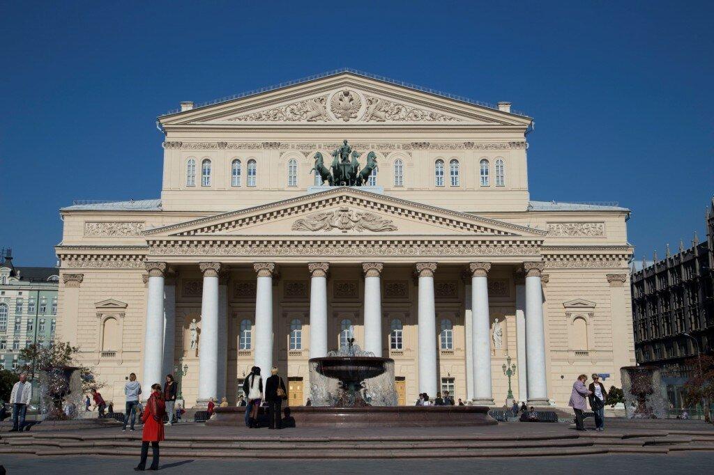 18 января 1825 года вМоскве состоялось открытие Большого театра