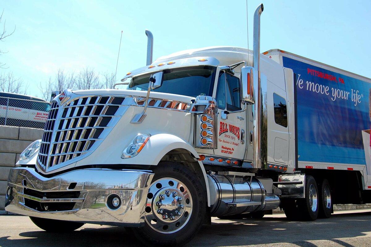 Посмотреть фото грузовика банзай
