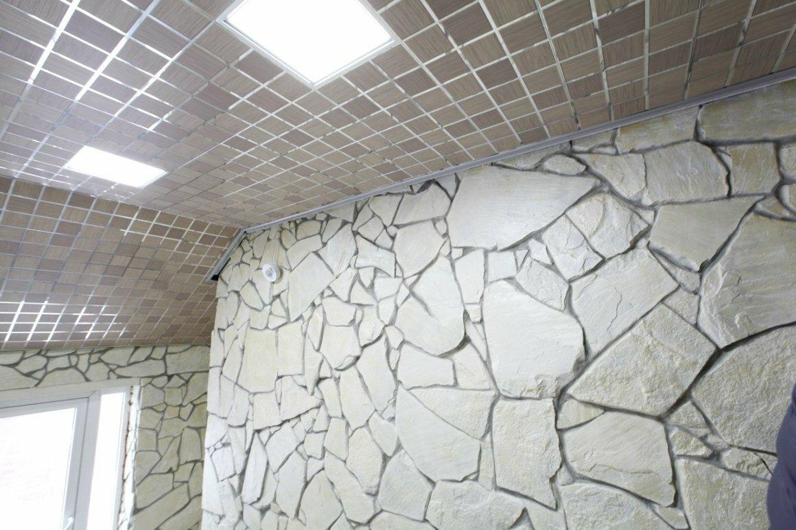 Кассетный потолок №40