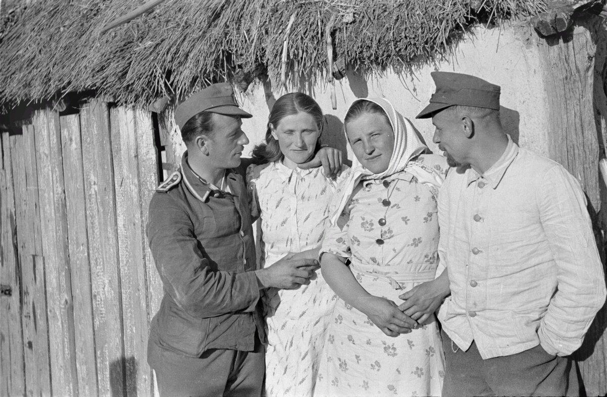 Жизнь немцев в картинках
