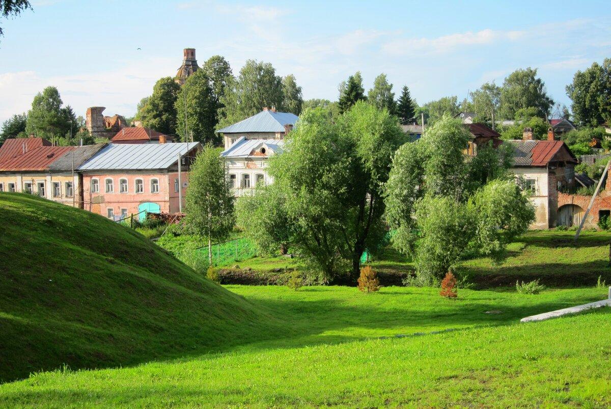 поехал село вятское ярославской области фото глобус