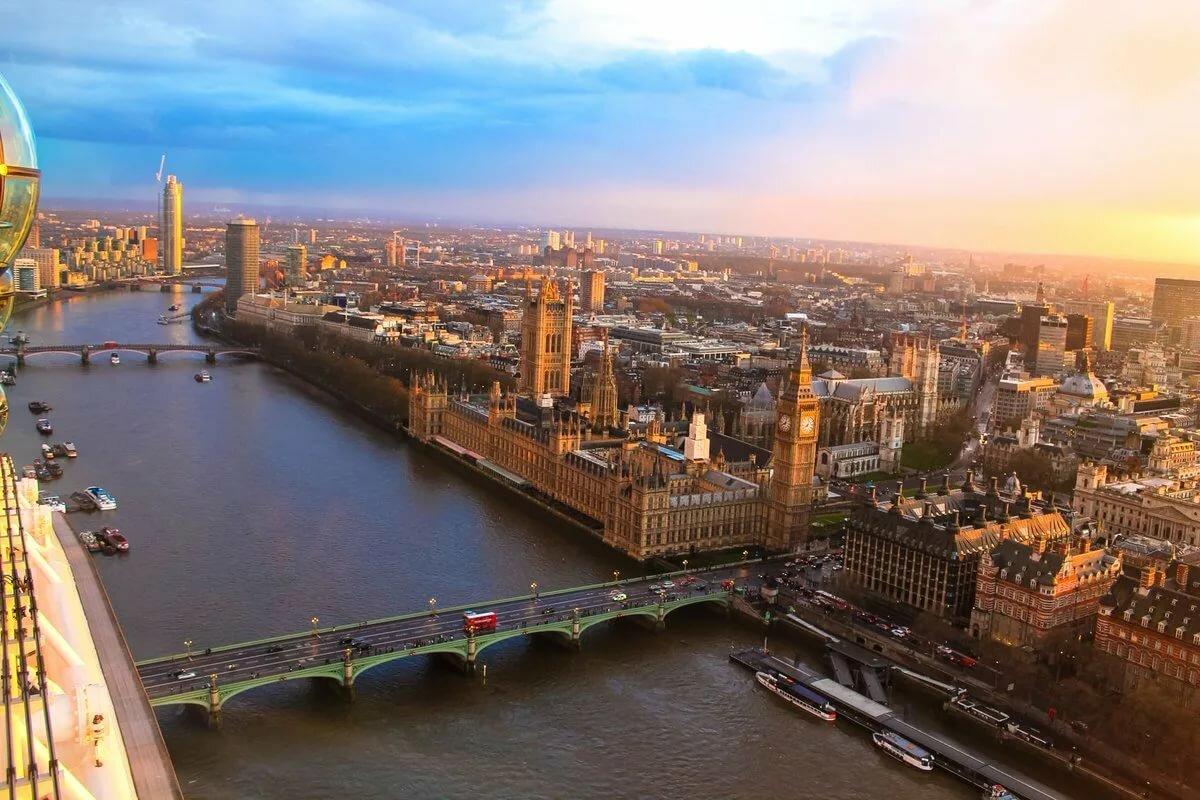 лондон фото смотреть недополучает