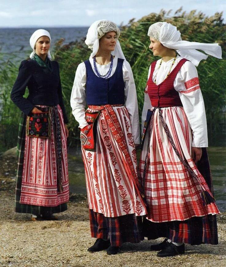 народ литовцы картинки понять