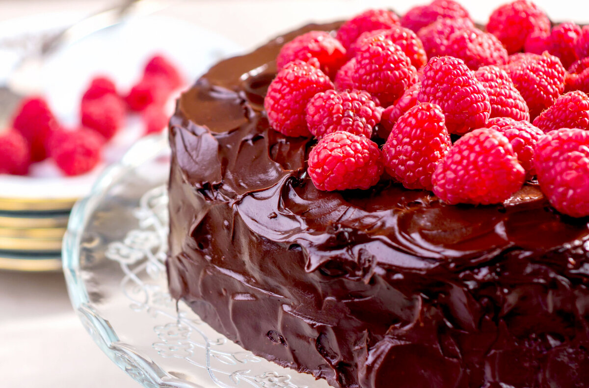малиновый торт простой рецепт с фото гаражи этом