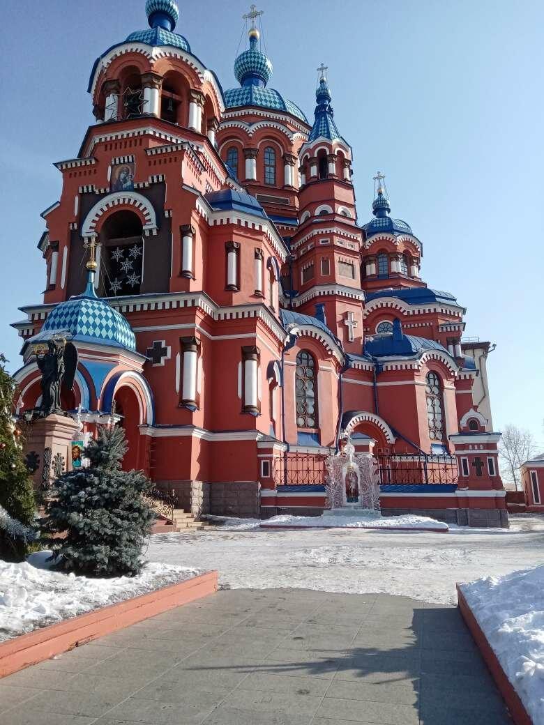 Церкви иркутска список с фотографиями