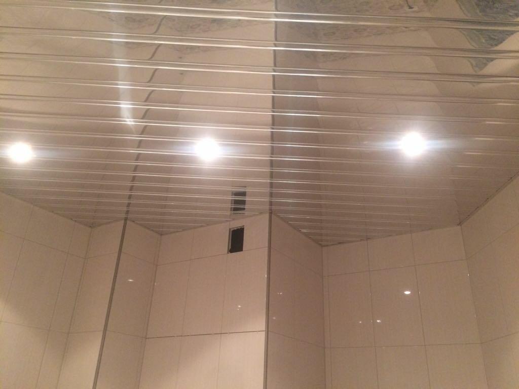 Реечный потолок №97
