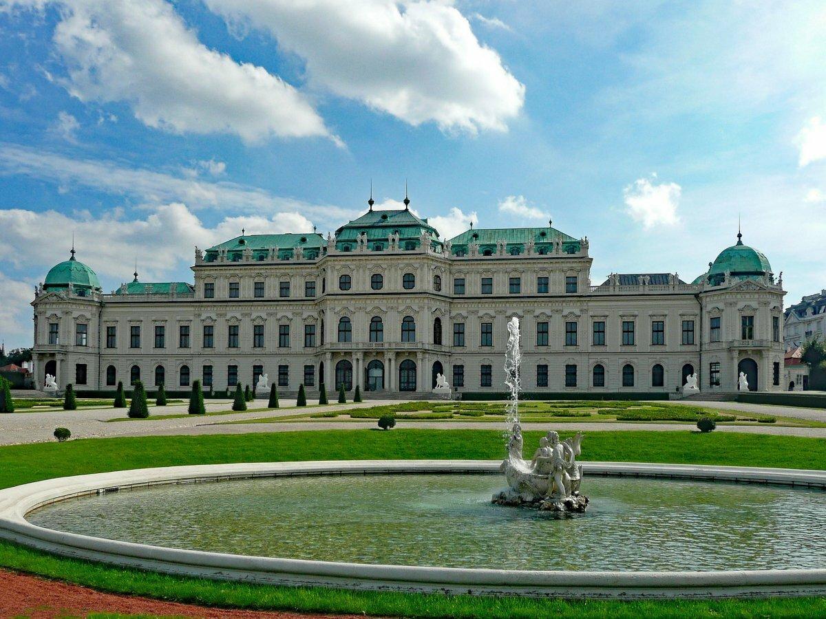 дворцы австрии картинки них платные бесплатные