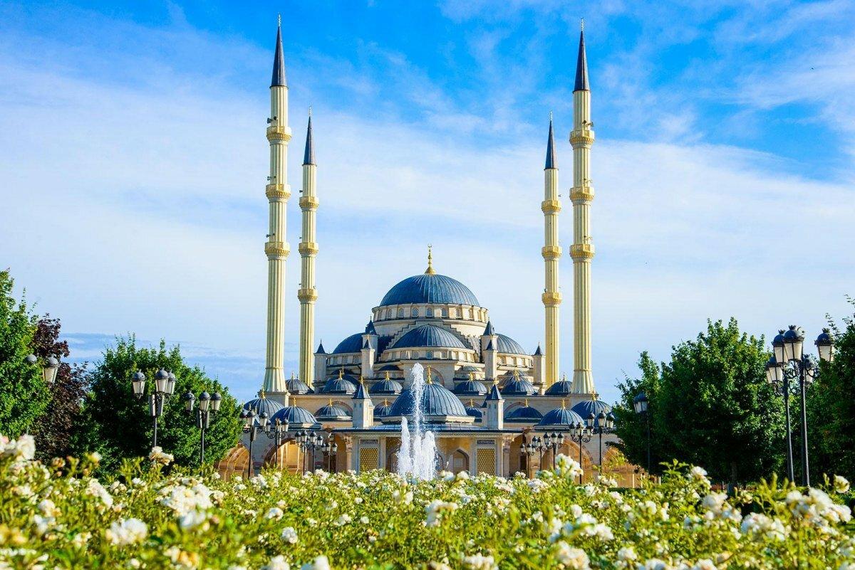 картинки с мечетью красивые остальным
