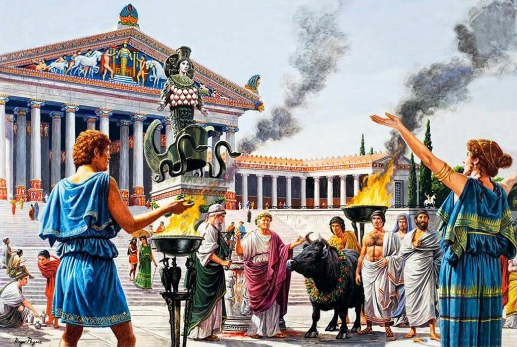 Греческие праздники картинки