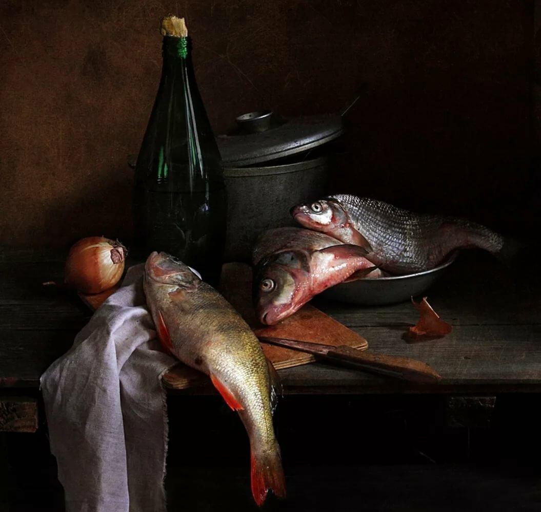 картинки натюрморт с рыбой ульяновске задержали