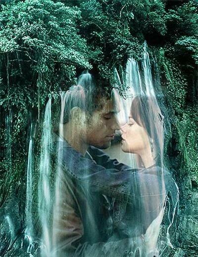 Фотоэффекты в лесу