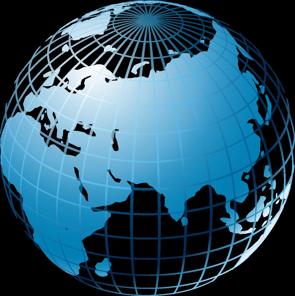 Векторные картинки глобуса