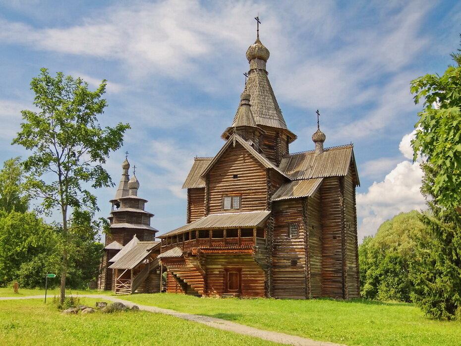 архитектура картинки деревянные удобства