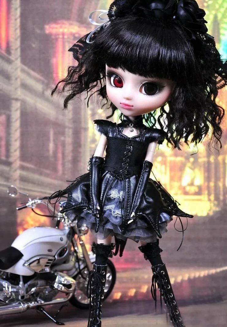 творческой картинки готических кукол с короткими волосами множество стрижек укладок