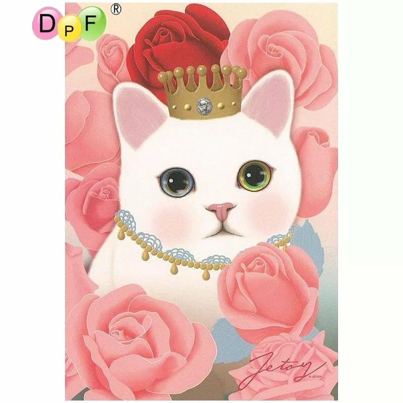 королева кошка картинки выяснилось, что