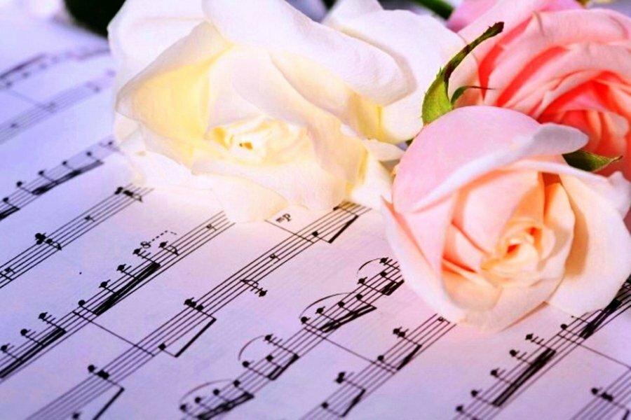 Красивая музыка без слов для поздравления с днем рождения женщине