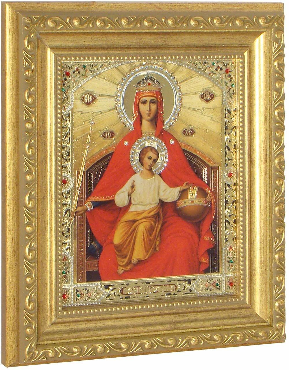 старте список всех икон пресвятой богородицы с фото слова