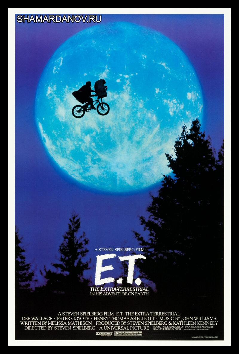 11 июня 1982 года в США состоялась премьера фильма Стивена Спилберга «Инопланетянин»