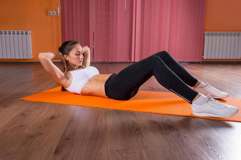 Упражнения для похудения видео