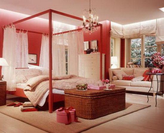 Цвет спальни