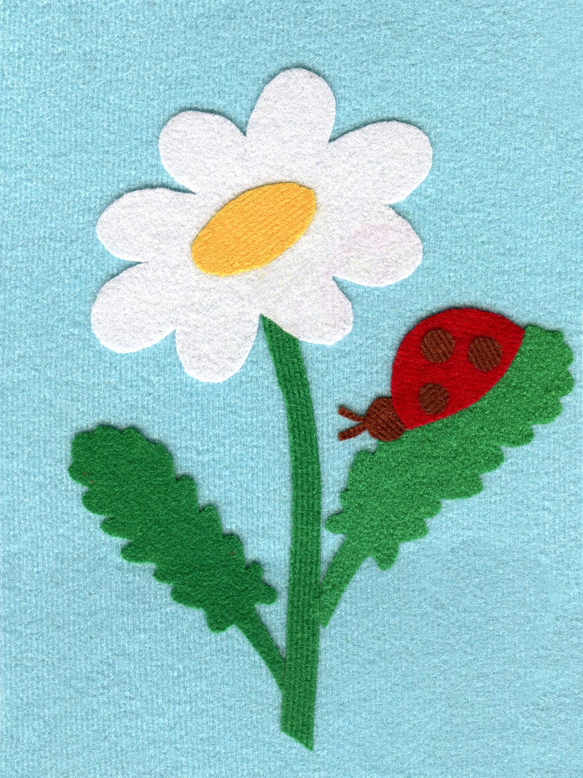 Картинки аппликации из бумаги цветы