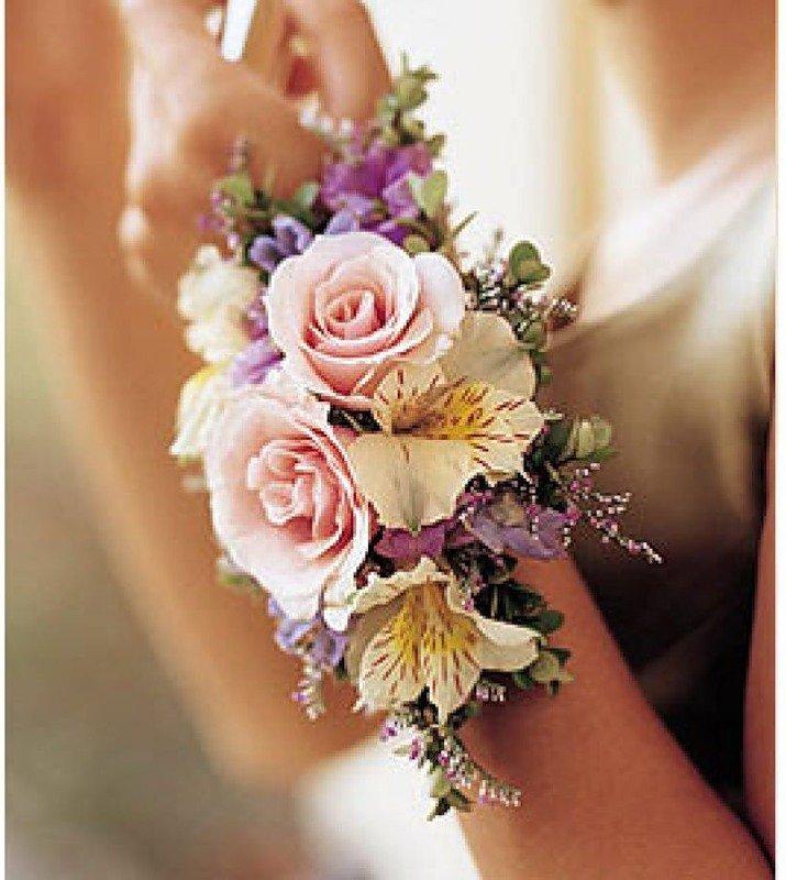Свадебный букет на руку спб вконтакте