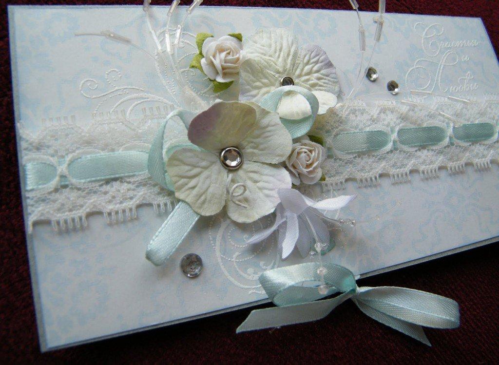 Открытка на свадьбу для денег своими руками мастер класс, можно сделать открыток