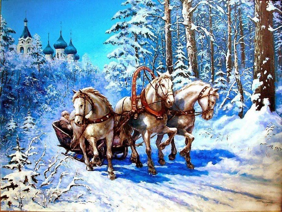 чизкейк картинки тройка коней новогодние нас можете