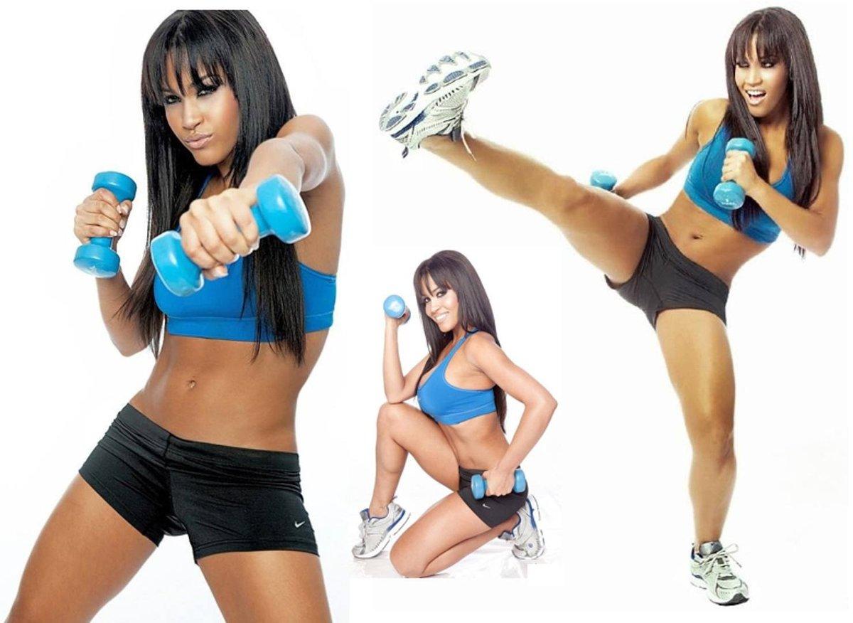тайский бокс для похудения