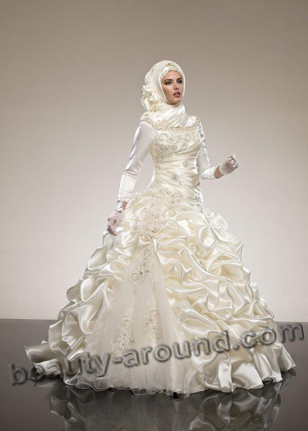 c24440c3e320f25 Самые красивые невесты мира: свадебный наряд, свадебное платье, головной  убор, мусульманские,