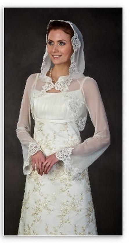 289Фото красивые платья для венчания