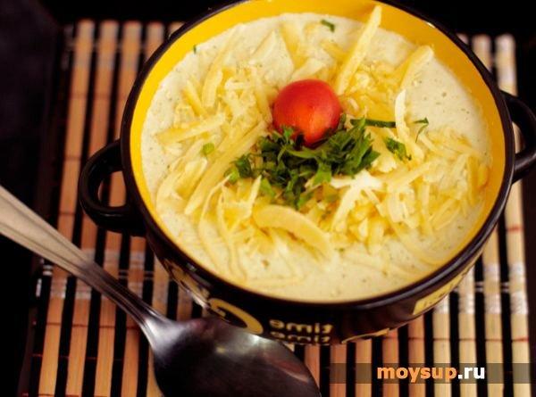сырный суп с курицей - оригинальный рецепт для вкусного обеда