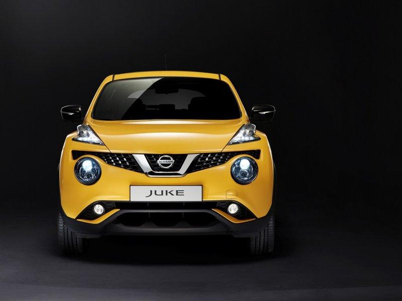 Nissan Juke   (2016, YF15 рестайлинг)