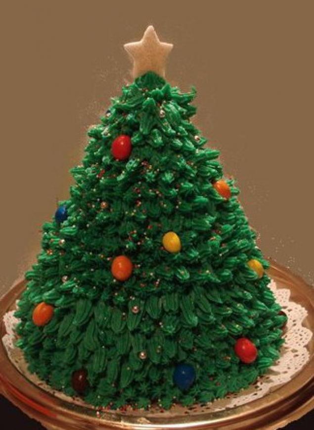 торт елка рецепт с фото стали называть мужчин