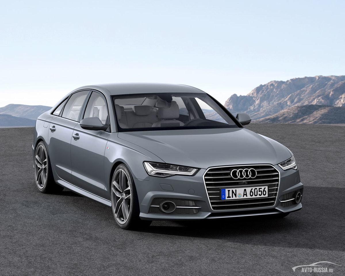 Quot Обзор автомобиля Audi A6 цена фото технические