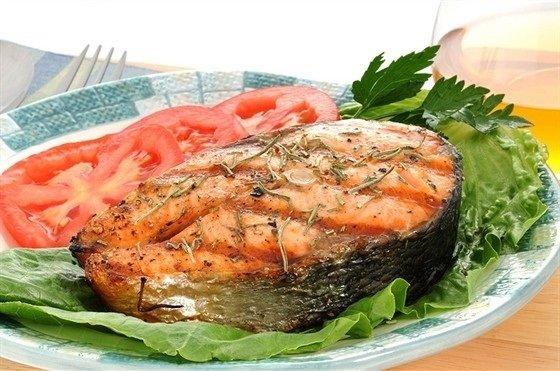 рыба в духовке рецепты с фото стейки