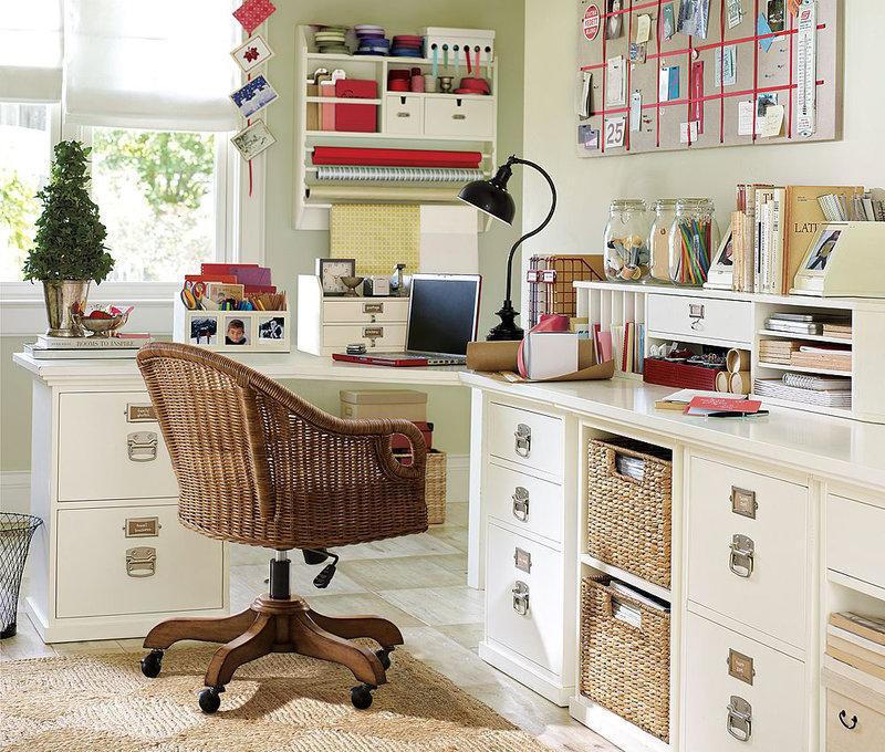 Домашний офис: оформляем дизайн рабочего кабинета правильно ...