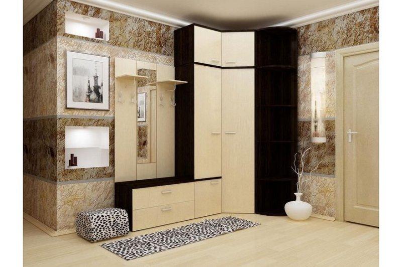 Купить в прихожую мебель на заказ. заказать шкаф для коридор.
