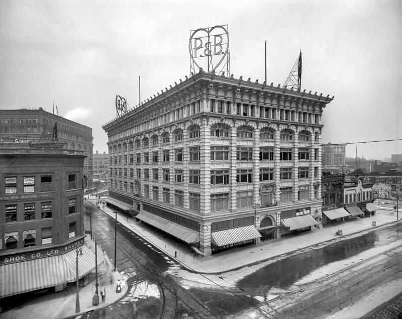 здания прошлого картинки данному