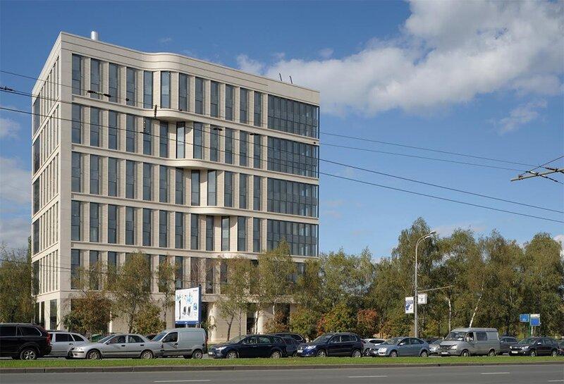 """Офис """"Новатэк"""" на Ленинском проспекте"""